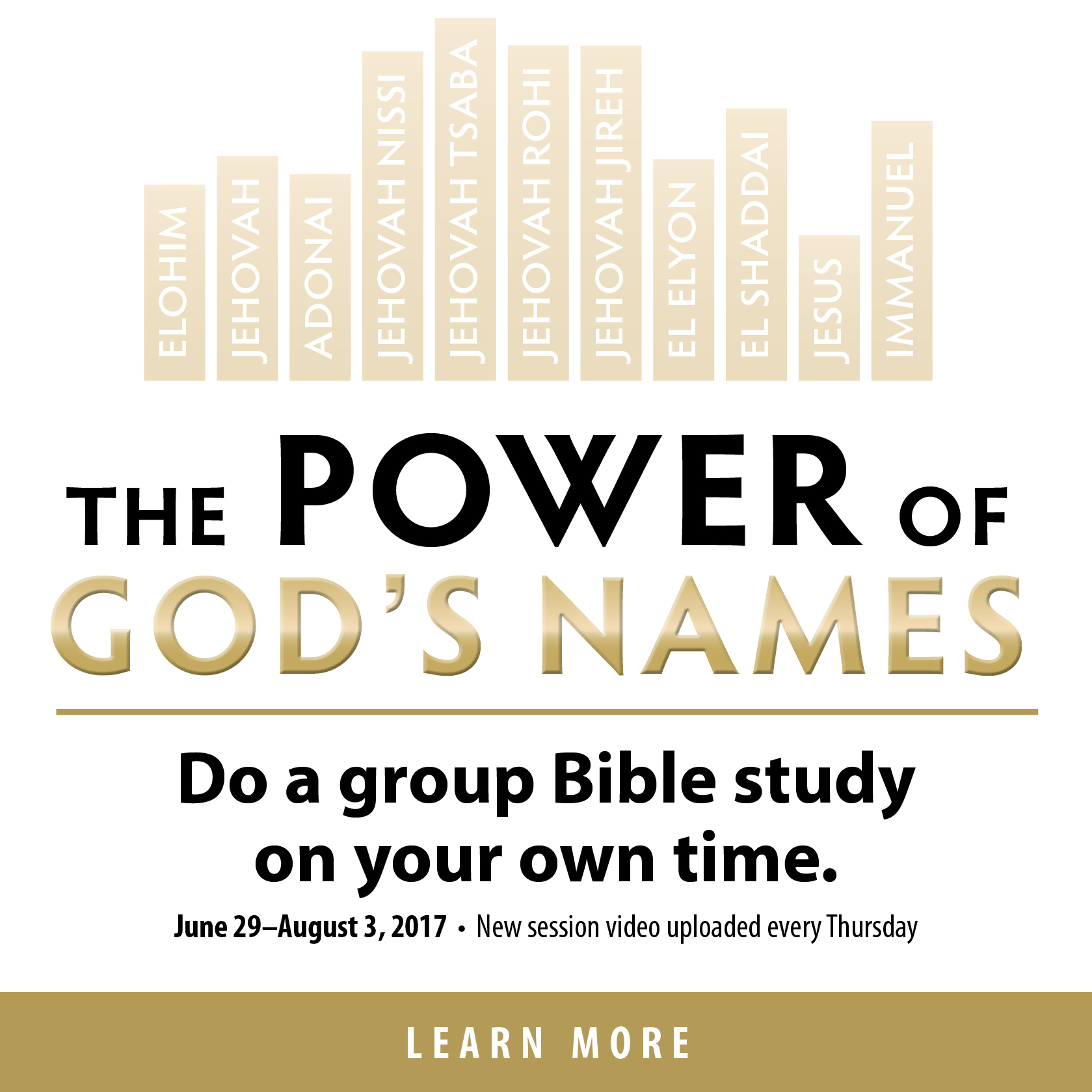 how to fear god bible study